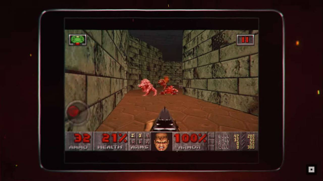 Bethesda will make logins optional on re-released DOOM classics