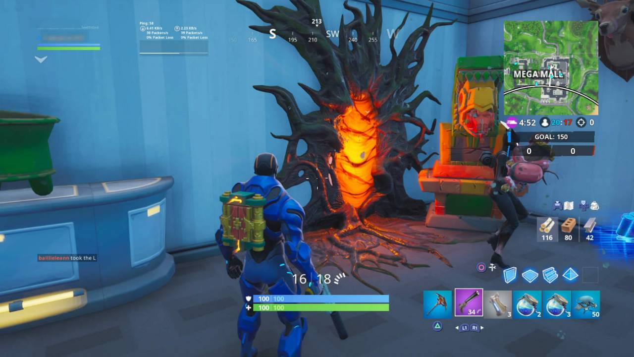 Stranger Things portals appear in Fortnite: Here's where to find them