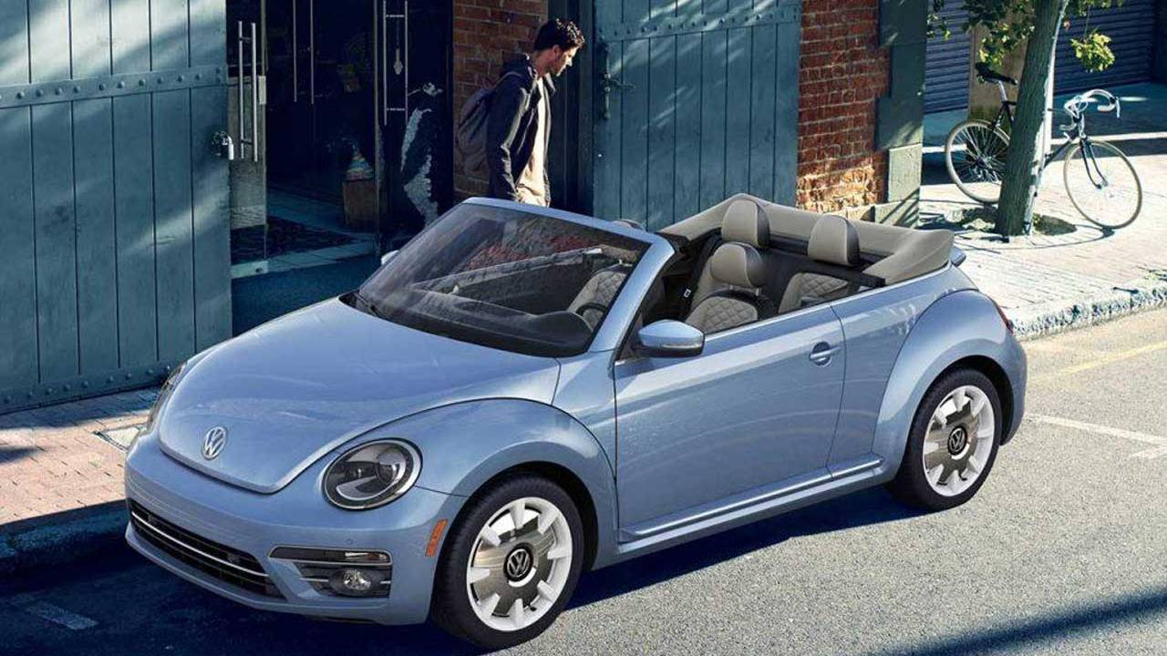 VW Beetle production ends in Mexico as world bids farewell to iconic auto
