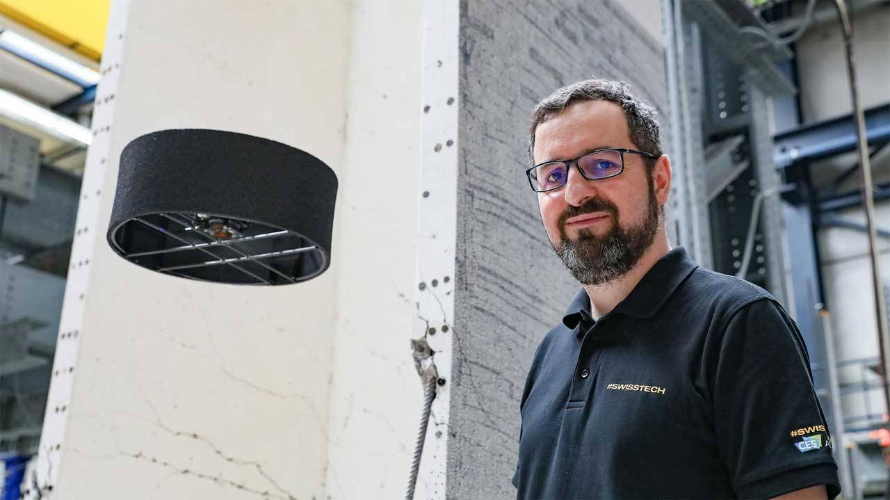 Dual-propeller Flybotix drone can fly twice as long