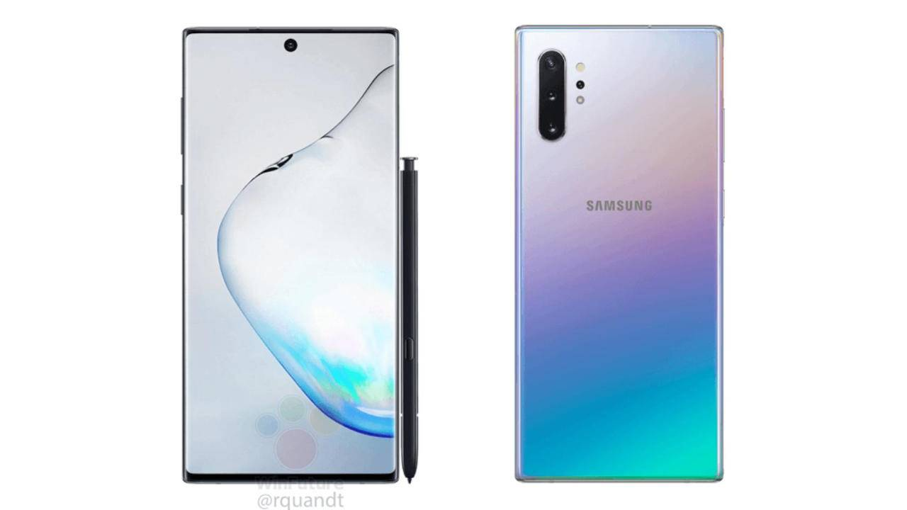 Galaxy Note 10 availability details leak to complete the picture