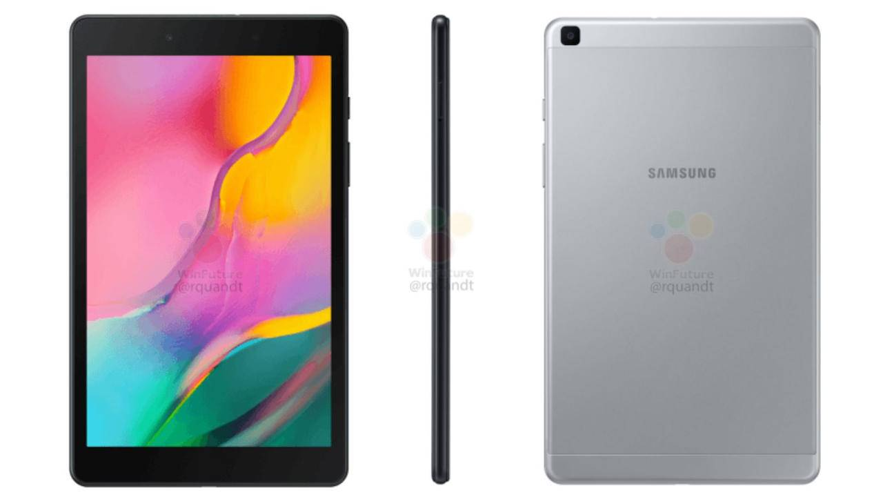 Galaxy Tab A 8.0 (2019) tries to carry the torch for Android tablets