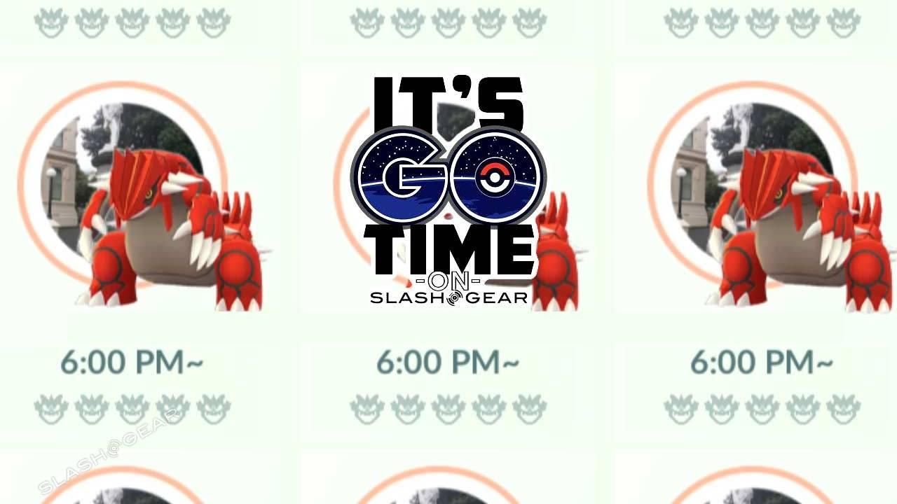 Pokemon GO update today: Surprise Legendary Raid Hour!