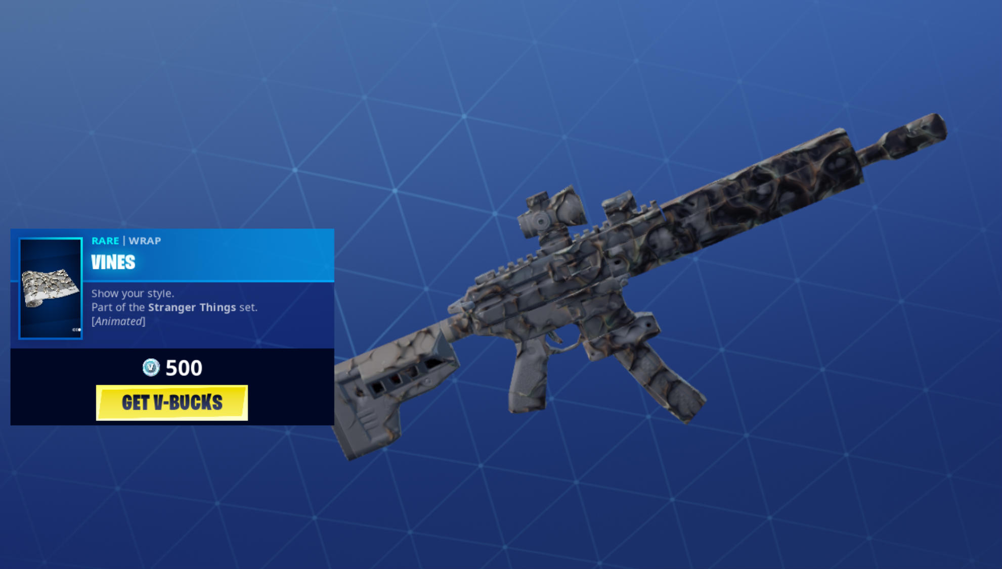 Fortnite expands Stranger Things tie-in with skins and ...