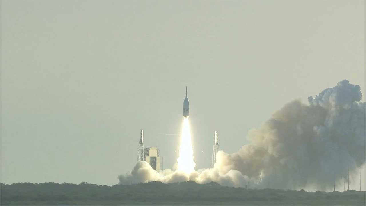 Orion spacecraft launch abort system test was a success