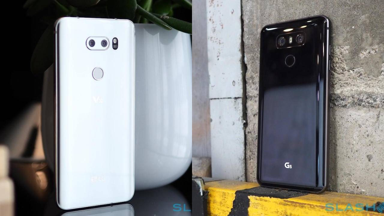 LG G6 and LG V30 Android 9 Pie builds leak to provide hope