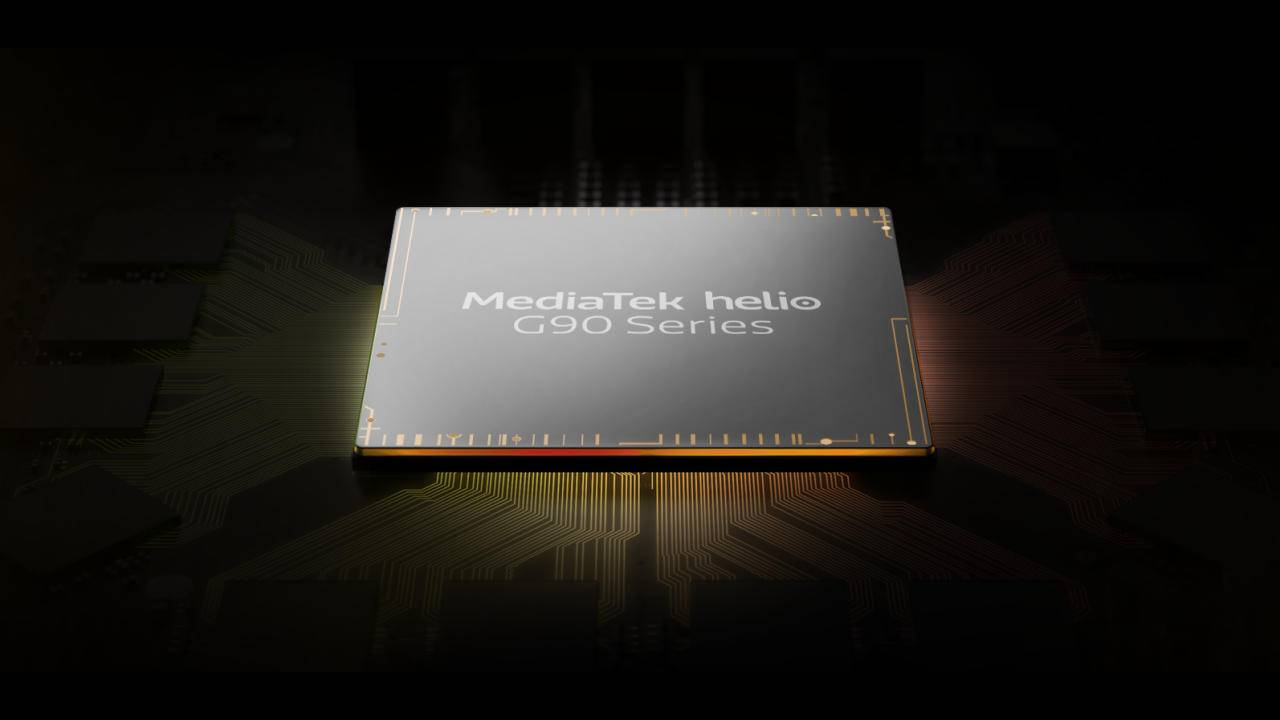 MediaTek Helio G90 chipset shoots for the gaming smartphone market