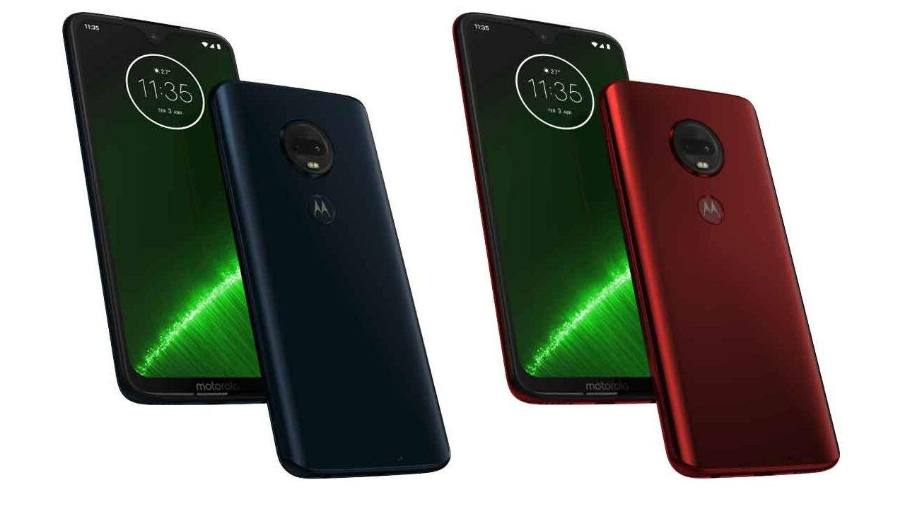 Moto G7 Plus DxOMark score offers a mixed bag