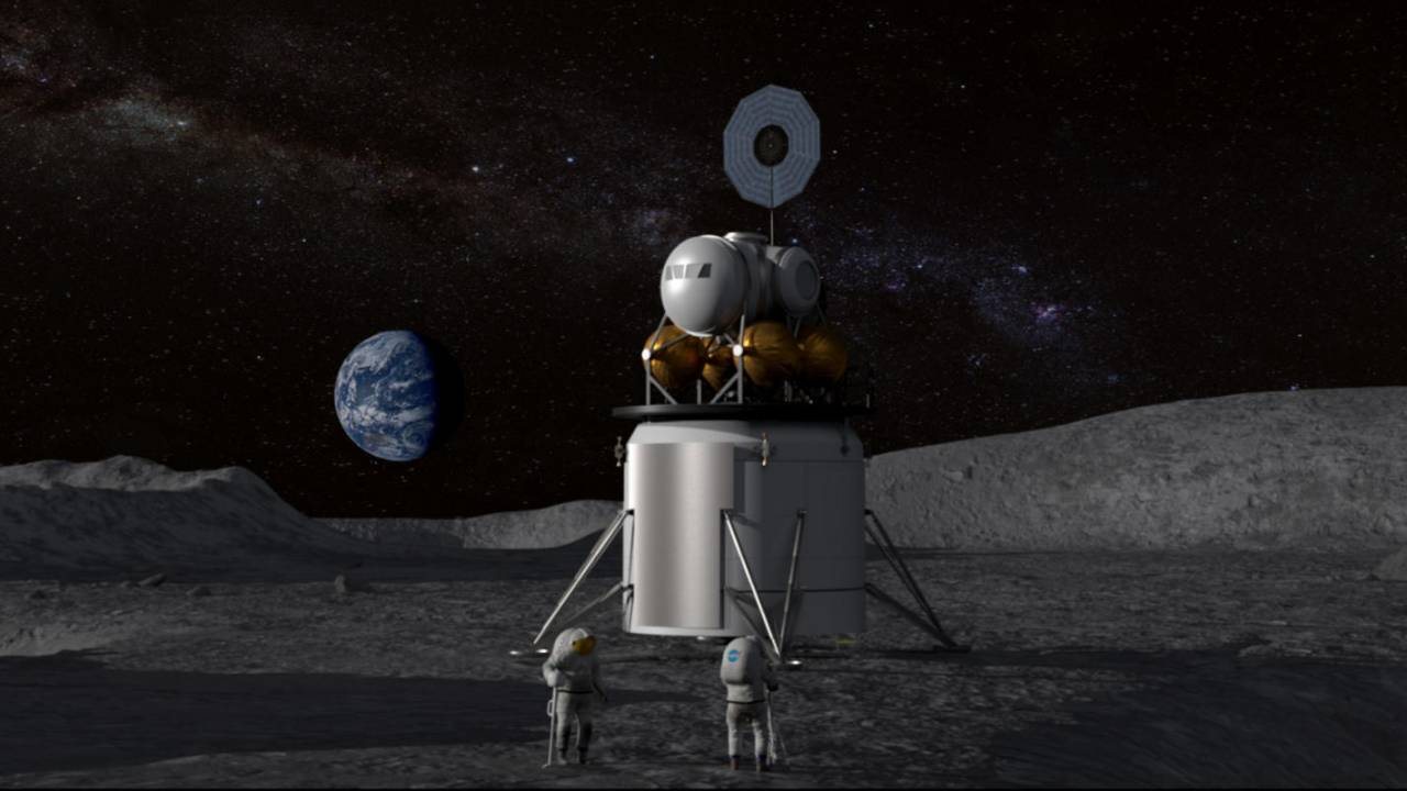 NASA partners with 13 US companies to support Moon and Mars tech