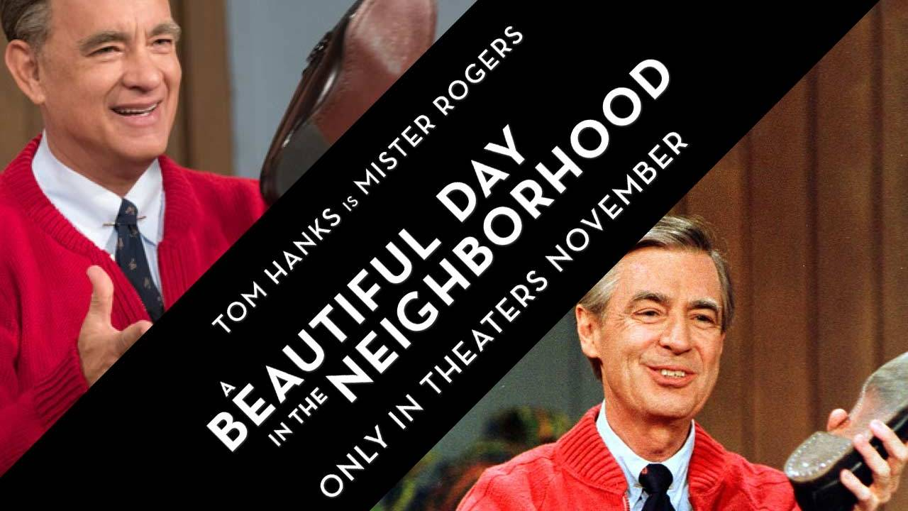Mr Rogers Tom Hanks Trailer Revealed A Beautiful Day In The Neighborhood Slashgear