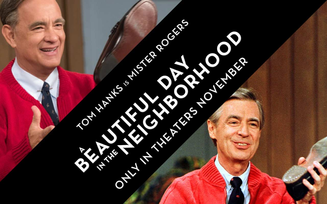 Mr Rogers Tom Hanks Trailer revealed: A Beautiful Day in the