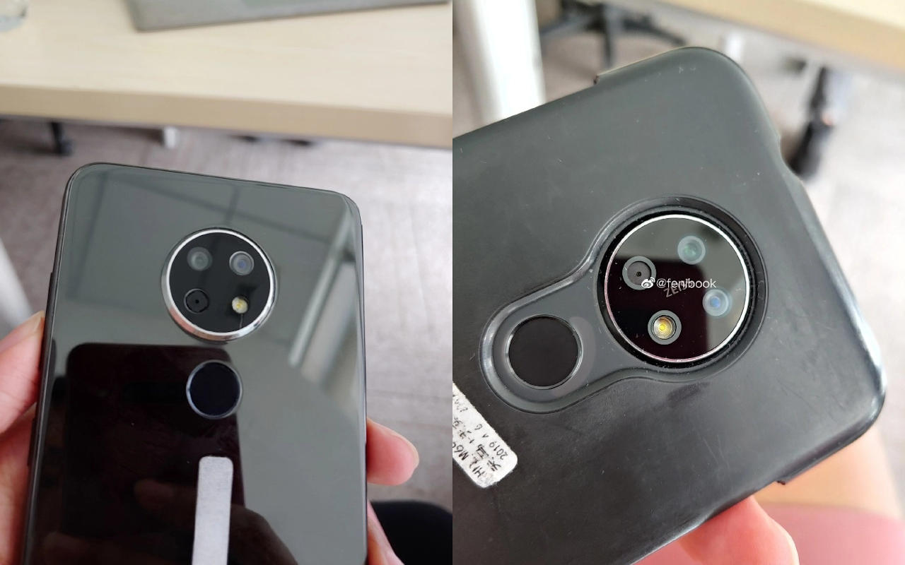 Nokia 5 2 could have 48MP camera, look like a Huawei-Moto hybrid