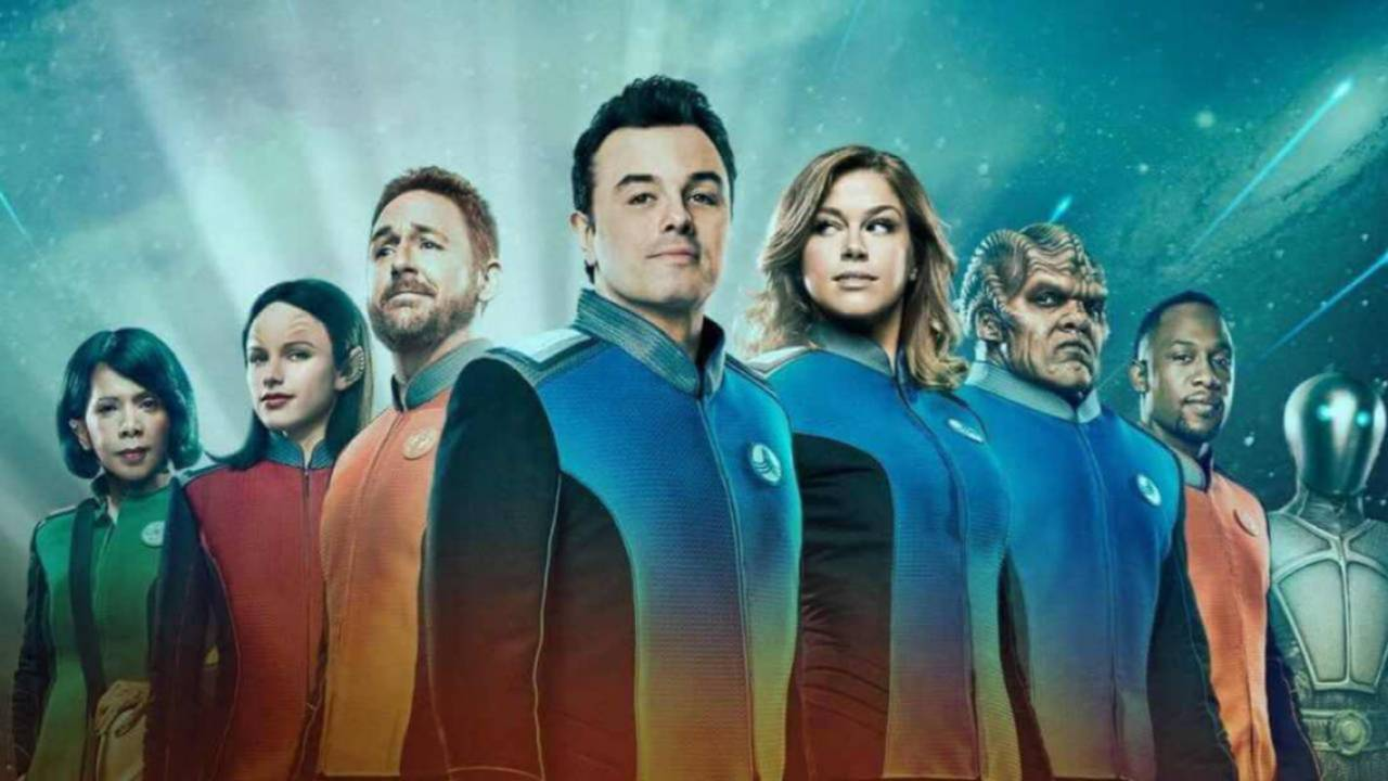 'The Orville' leaves FOX for Hulu, Season 3 delayed until 2020