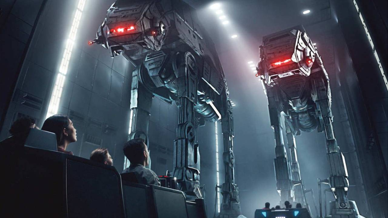 Disney's Star Wars: Galaxy's Edge is about to unleash a major new ride