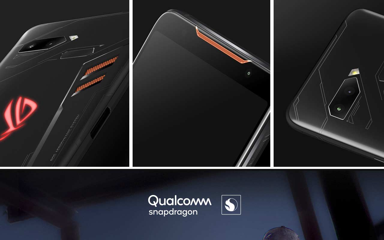 asus rog phone 2 features