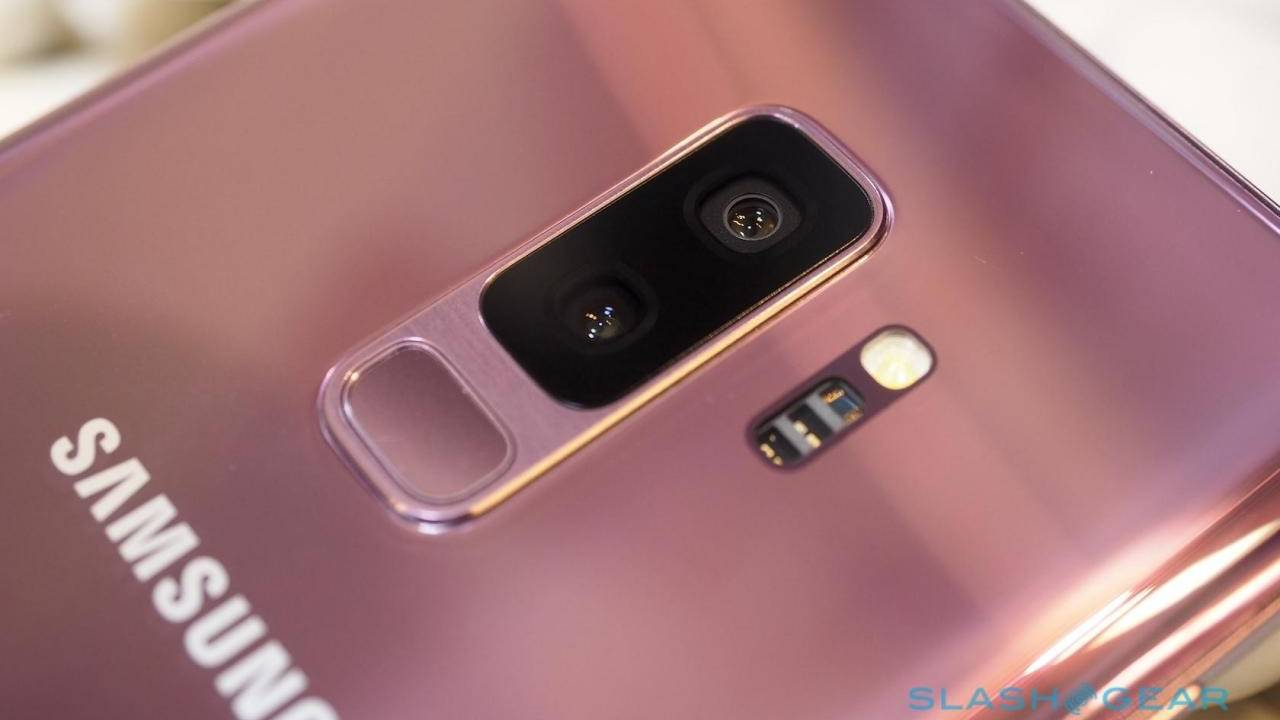 Galaxy S9 and Galaxy Note 9 camera Night mode comes with a serious bug