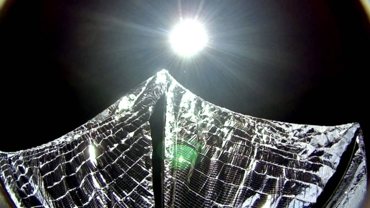 LightSail 2 solar spacecraft proves viability of 'flight by light'