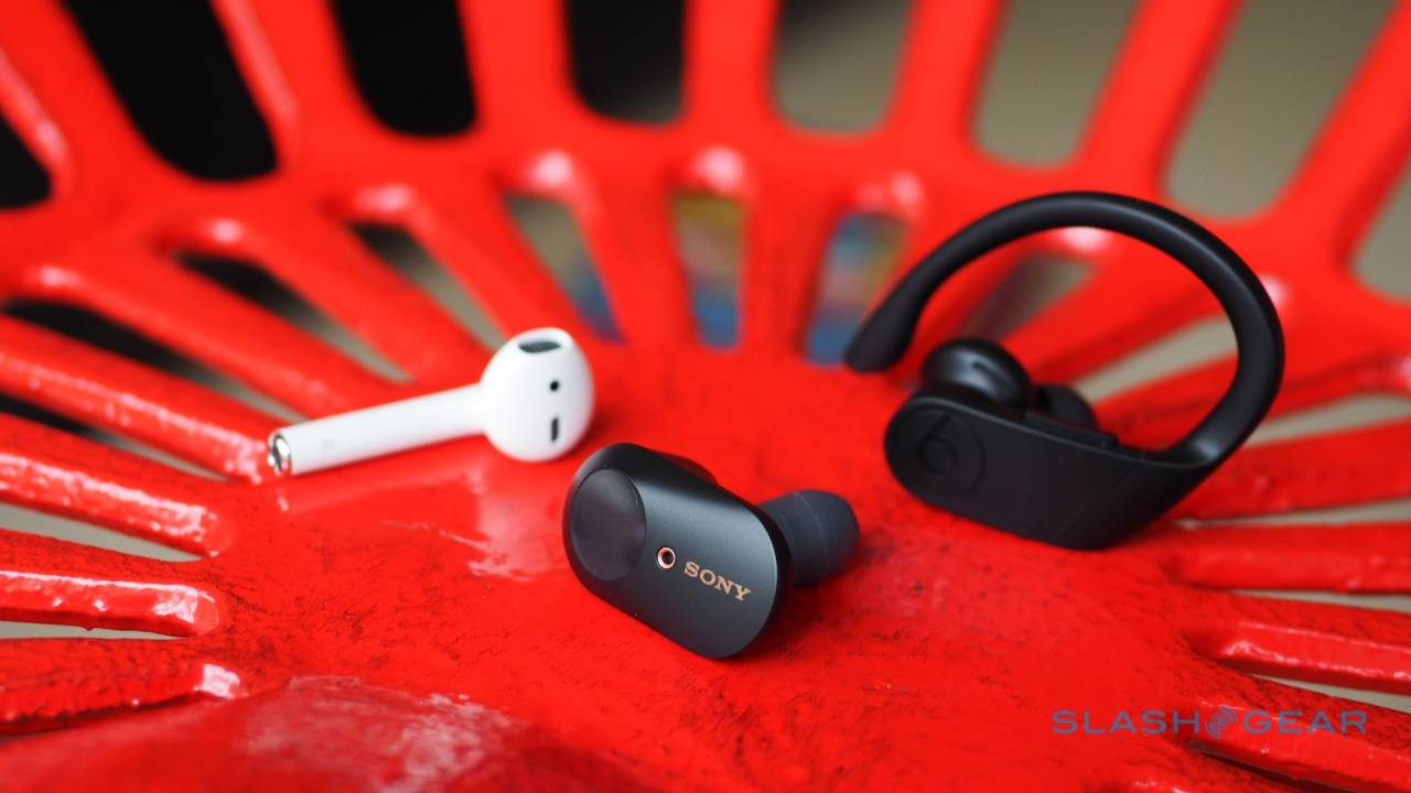 Sony WF-1000XM3 Review: Wireless Noise-Canceling Earbud