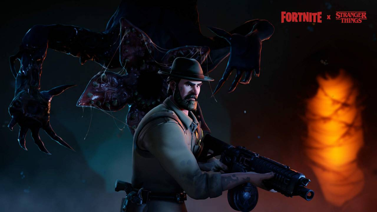 Fortnite Expands Stranger Things Tie In With Skins And Wraps Slashgear