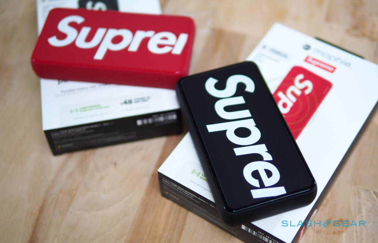 online store 4e0ff 3ef3e Supreme Mophie Powerstation Wireless XL drops for SS19 - SlashGear