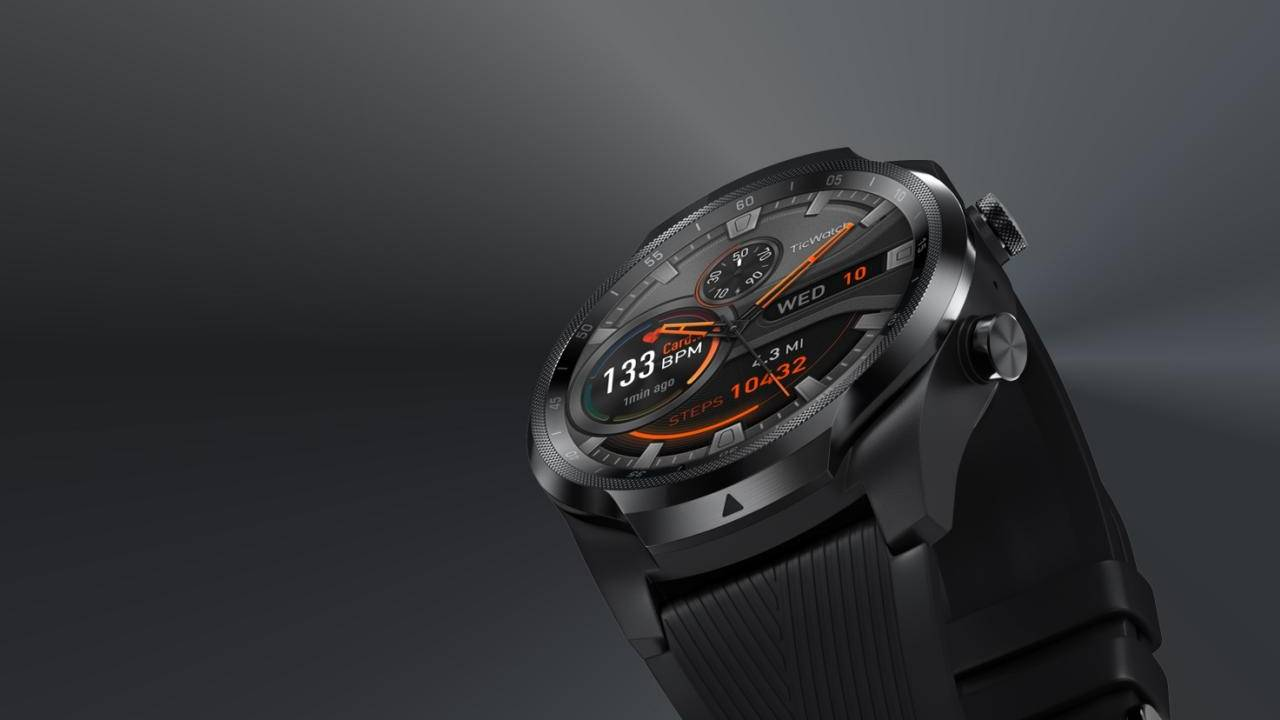 Mobvoi TicWatch Pro finally gets a 4G LTE version
