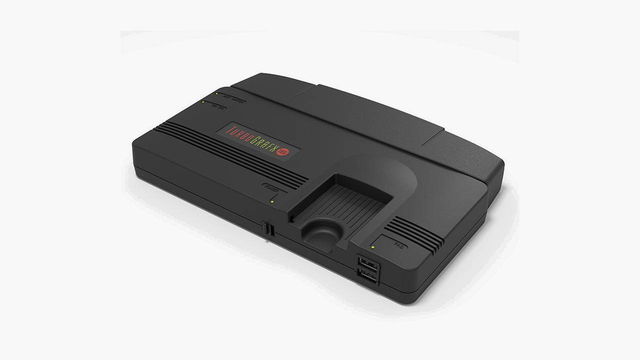 Konami's TurboGrafx-16 mini launch details arrive