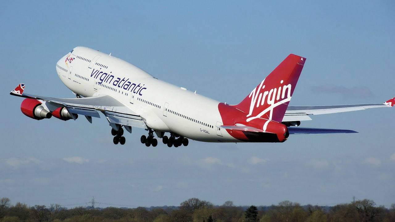 Virgin Atlantic flight forced to land over battery pack fire