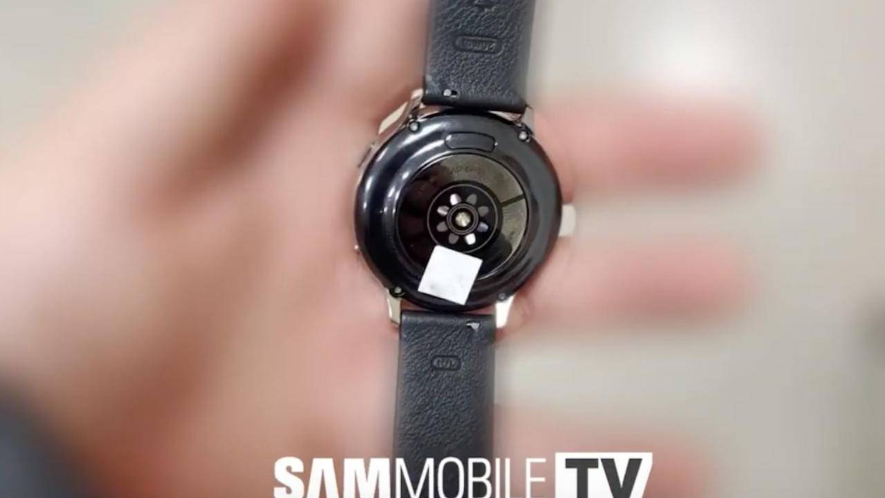 Galaxy Watch Active 2 could have a few tricks up its sleeve