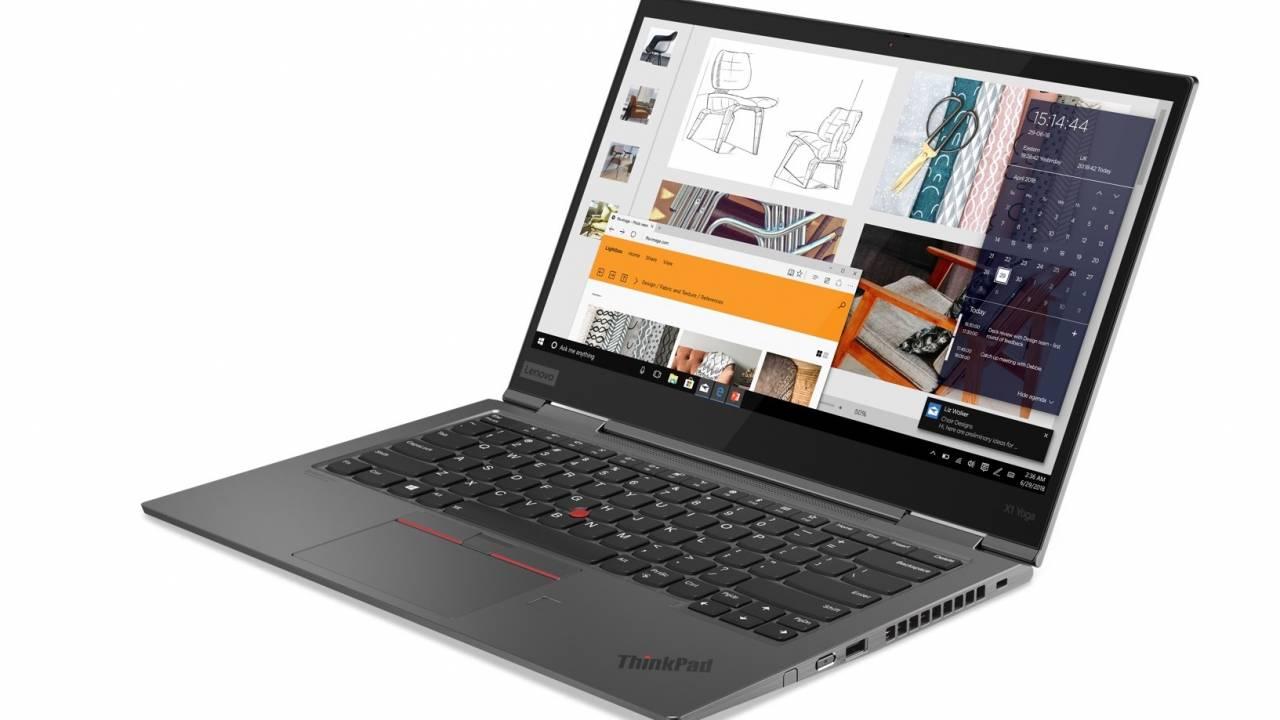 "Lenovo ThinkPad X1 Carbon and X1 Yoga lead Intel ""Comet Lake"" upgrades"