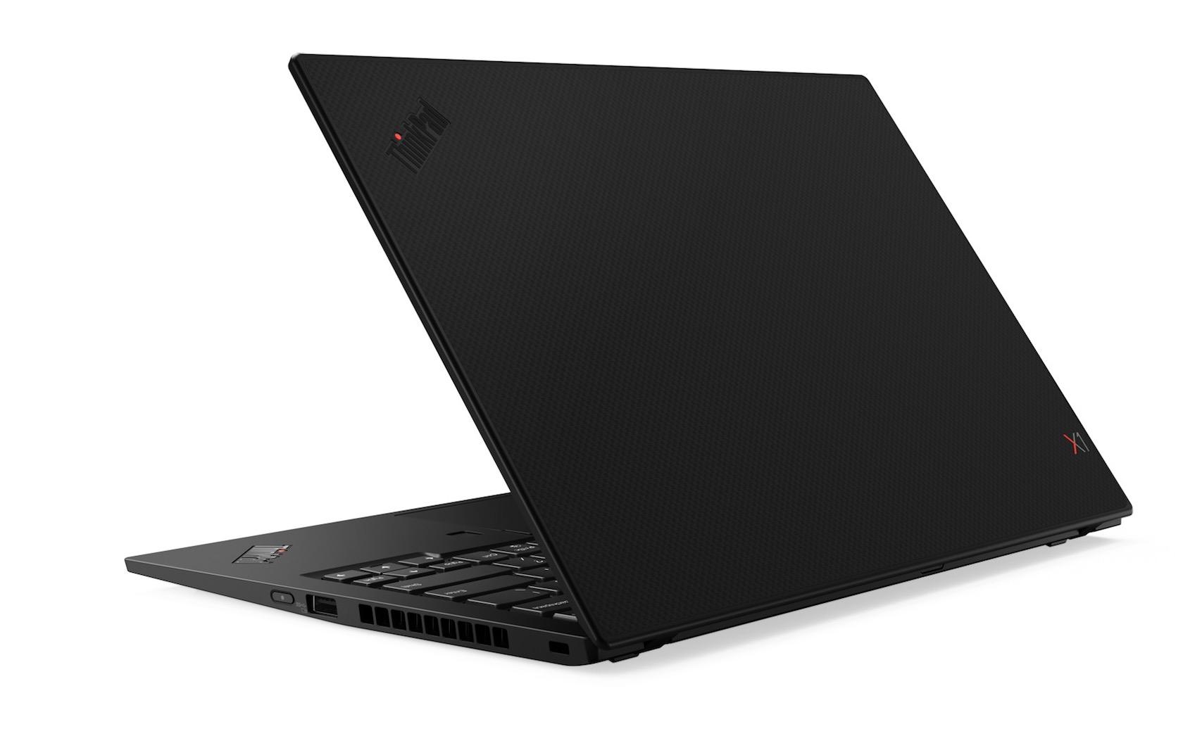 Lenovo ThinkPad X1 Carbon and X1 Yoga lead Intel