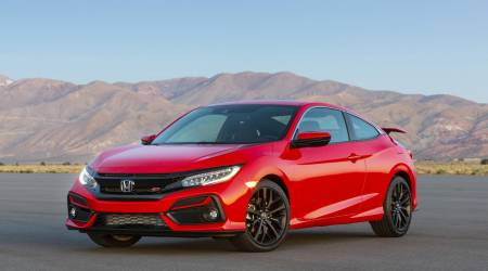 2020 Honda Civic Si sharpens style, acceleration and tech