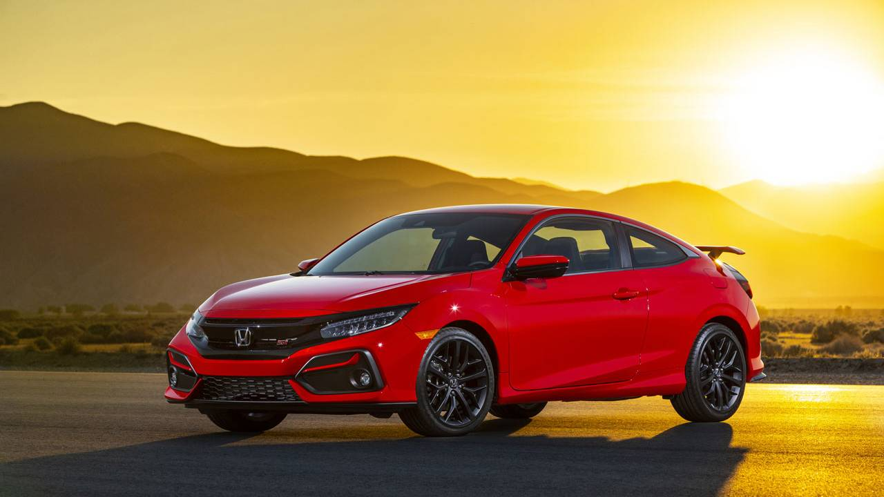2020 Honda Civic Si Features 205hp Turbo Four