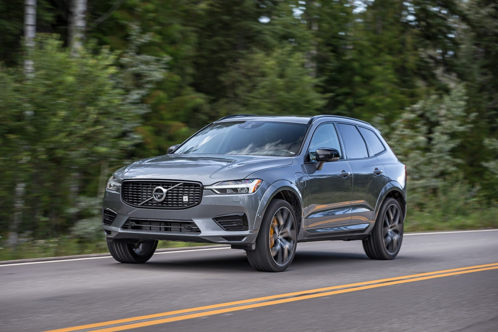 2020 volvo xc60 polestar engineered first drive  electric everyman