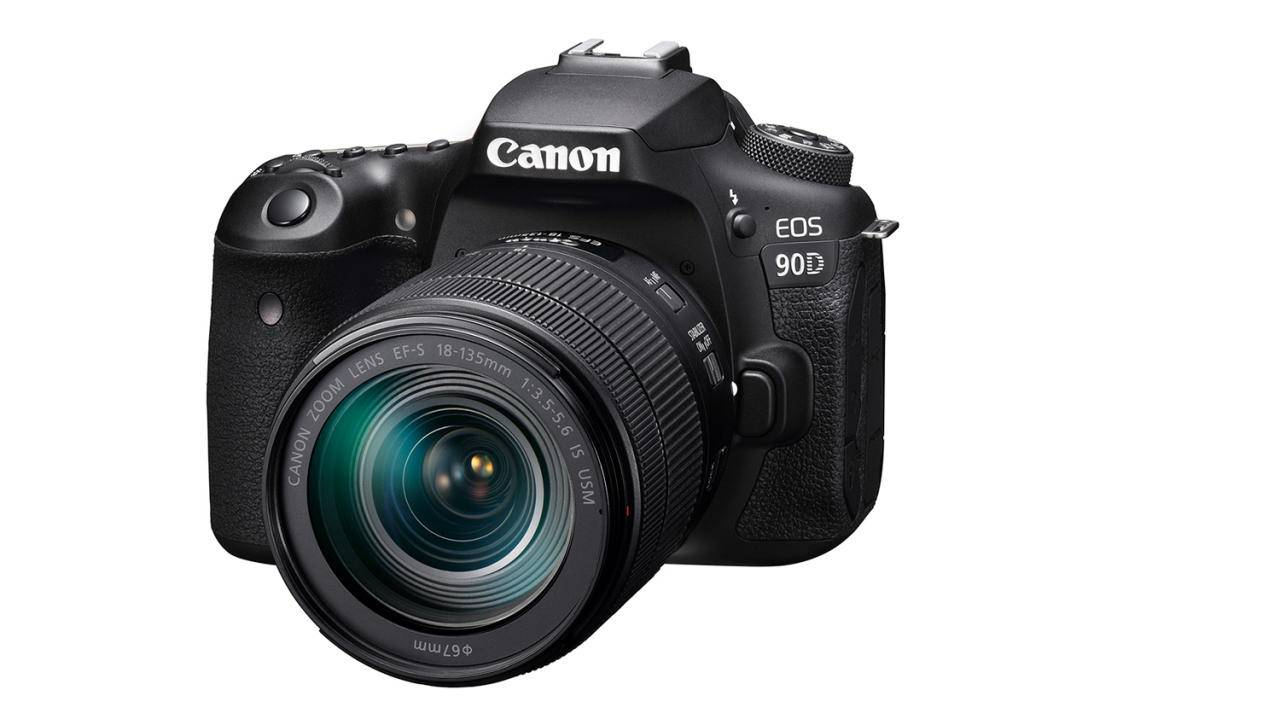Canon EOS 90D, EOS M6 Mark II try to cover all the bases