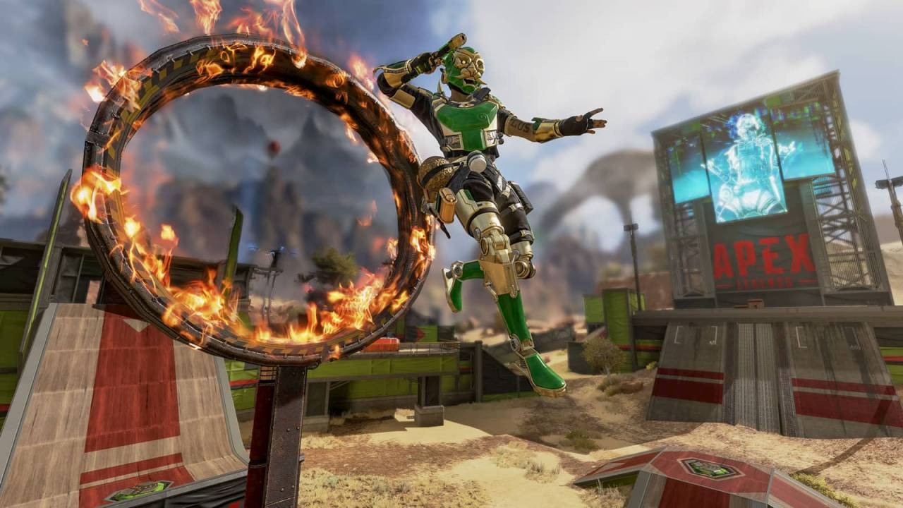 Apex Legends solo mode now live alongside Iron Crown event