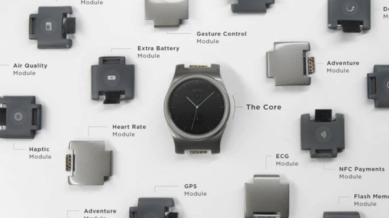 BLOCKS modular smartwatch is officially dead