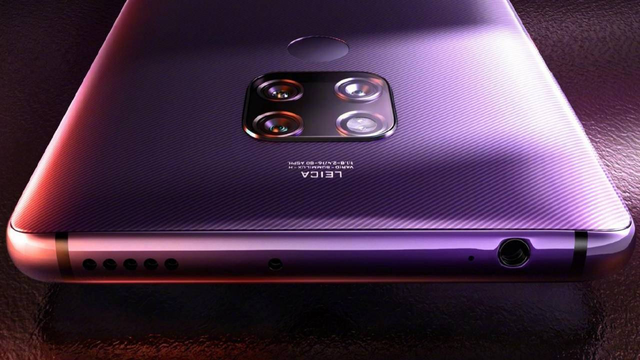 Huawei Mate 30 Pro camera leak preempts Galaxy Note 10 launch