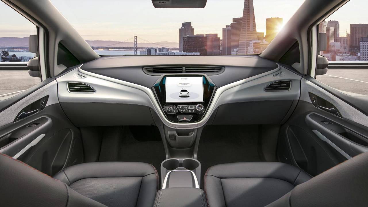 Turns out physical controls in autonomous cars are super-controversial