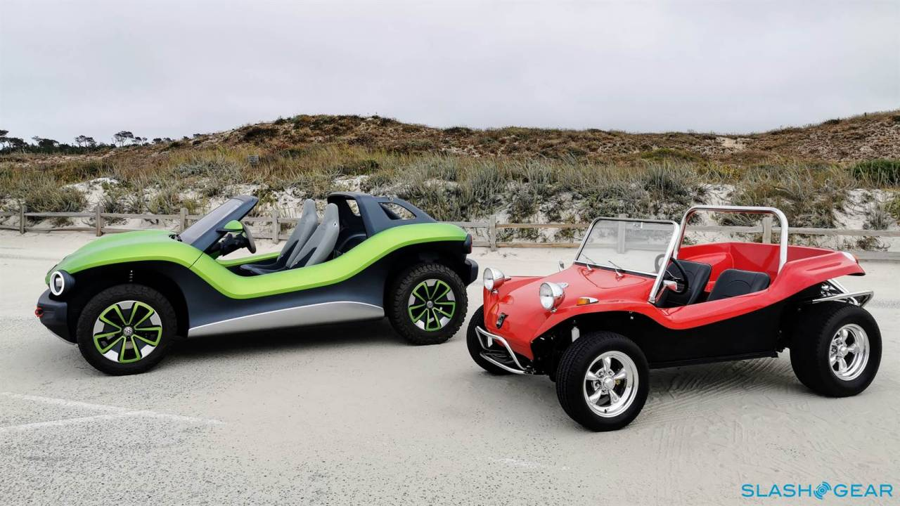 Vw Id Buggy Concept Drive Meet The Electric Future Of Fun