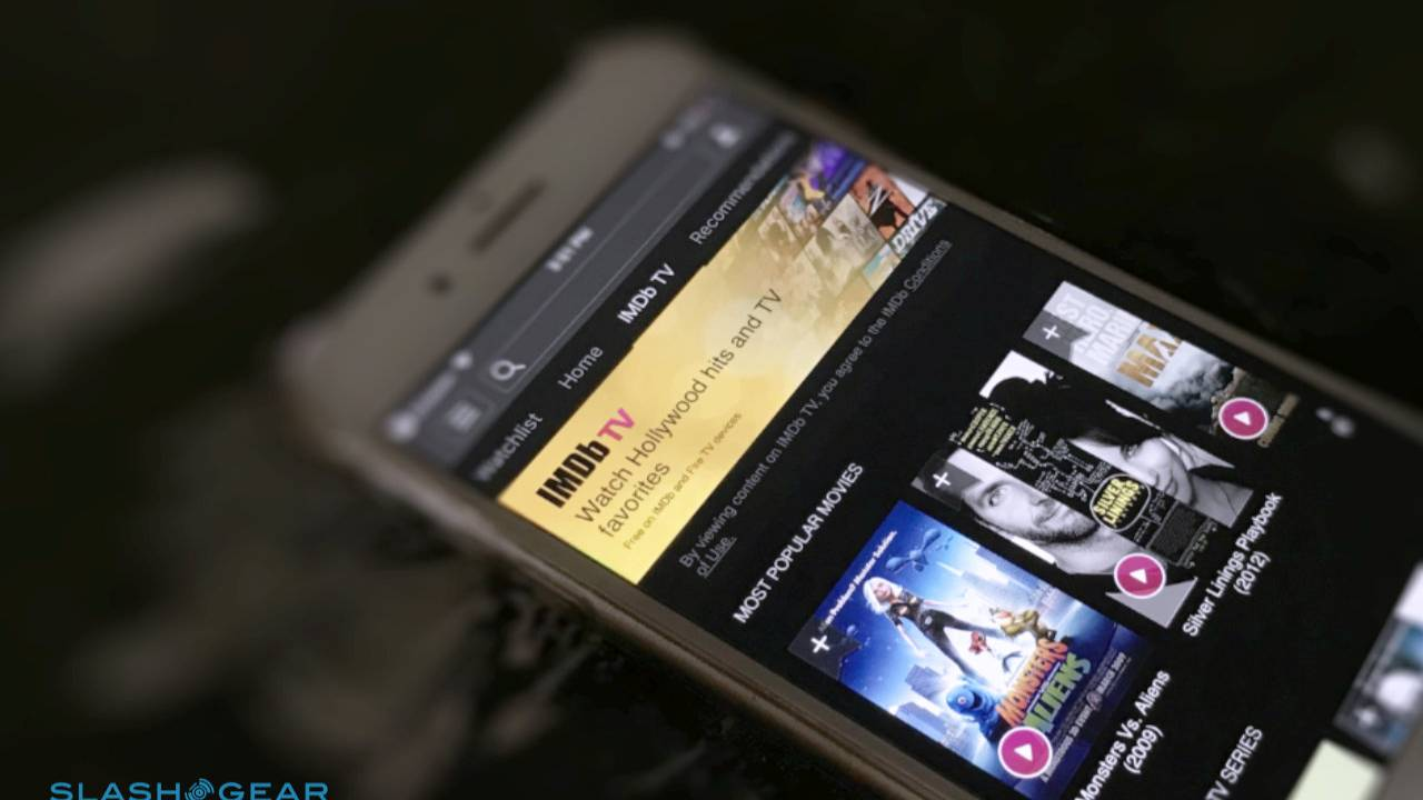 IMDb TV free streaming service arrives on mobile devices