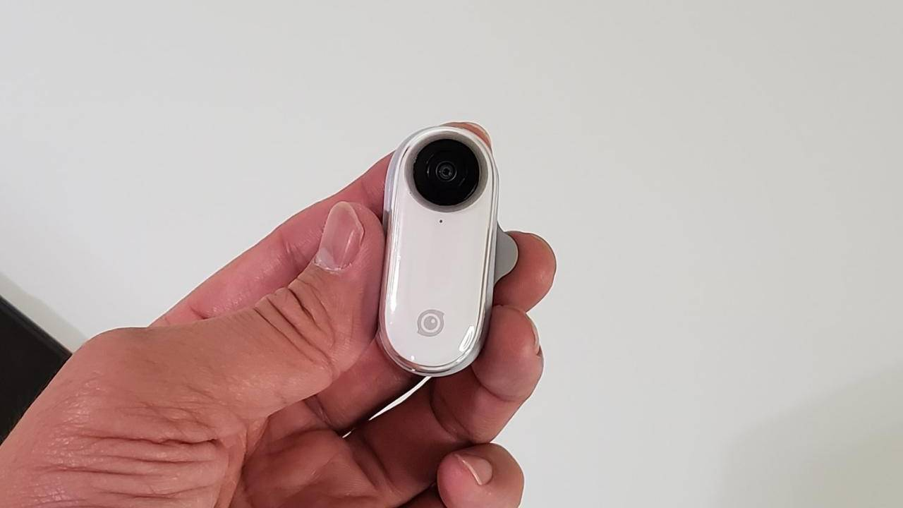 Insta360 GO hands-on: hands-free magic comes in a small package