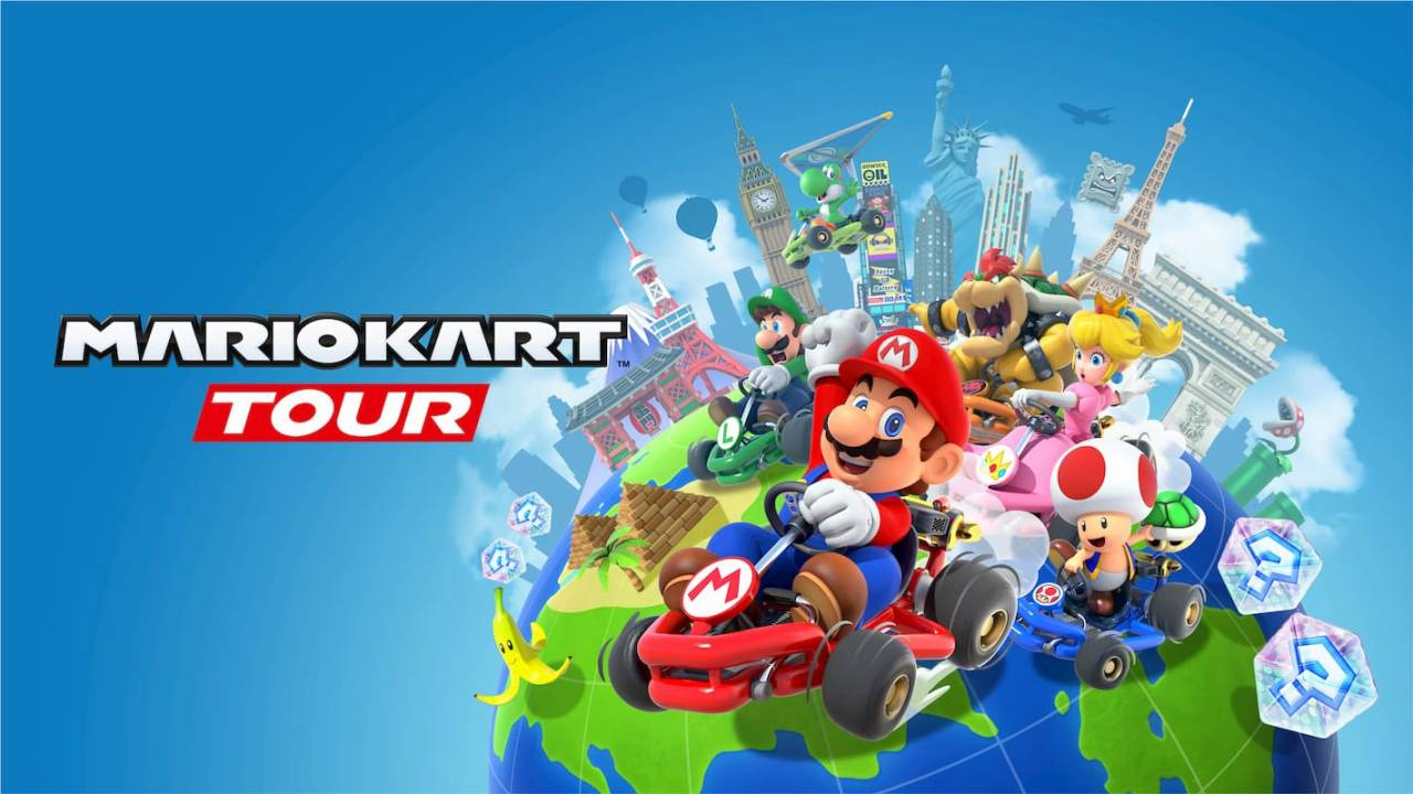 Mario Kart Tour gets 2 new trailers and release date
