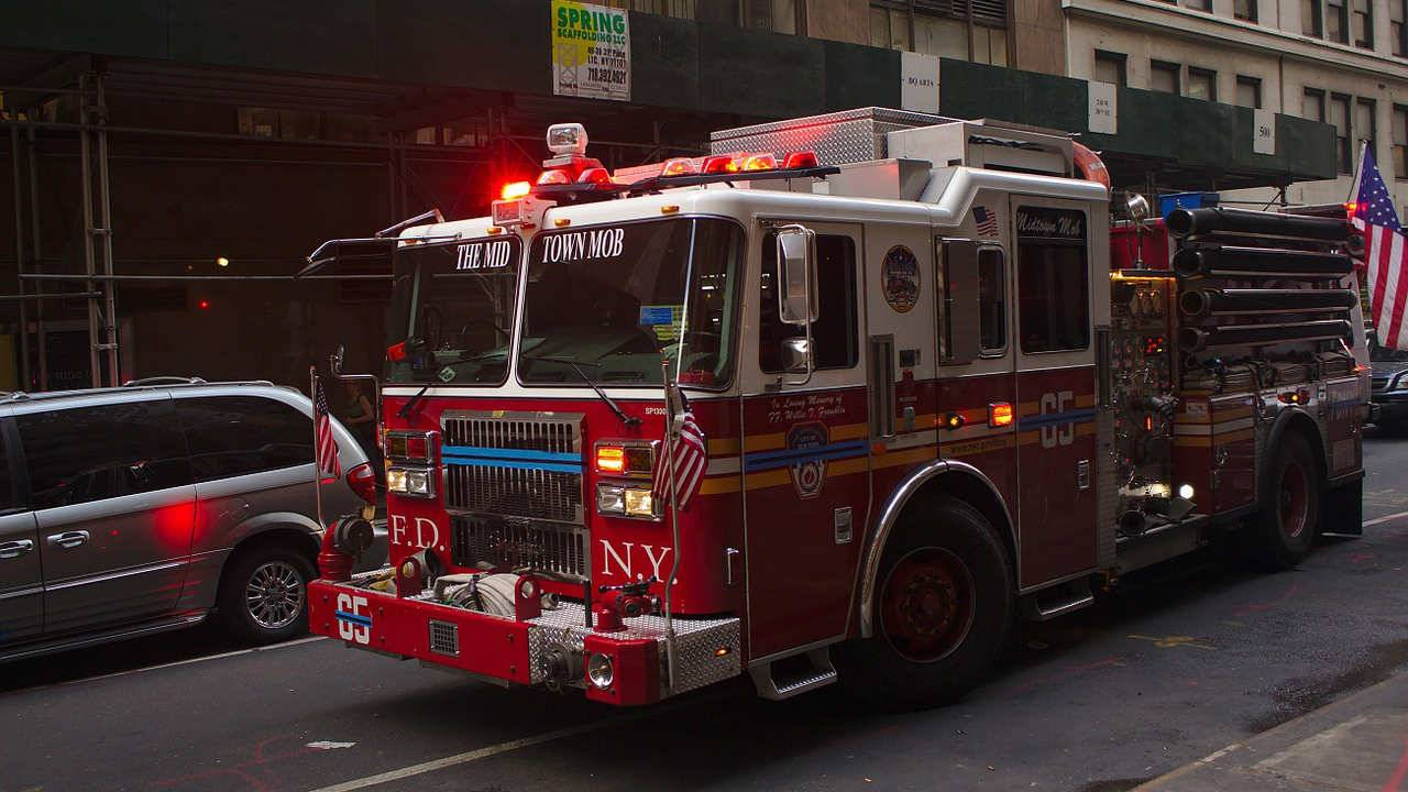 NYC Fire Department loses hard drive with medical records and SSNs