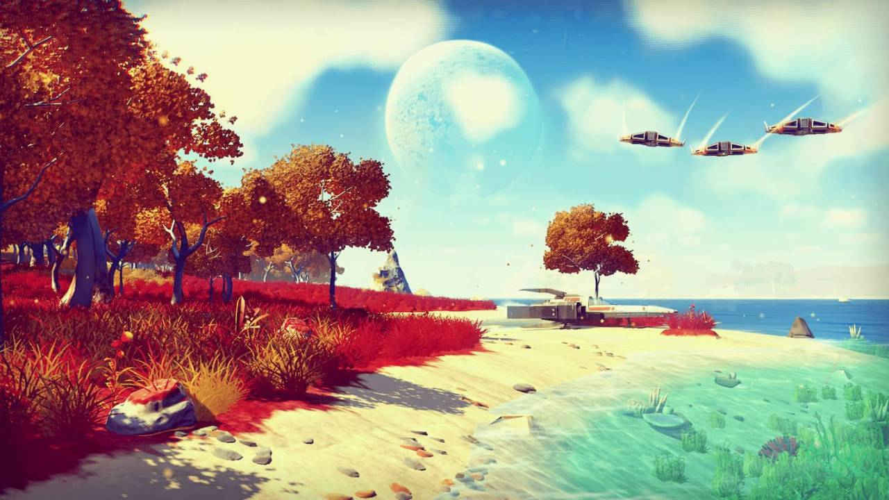 No Man's Sky Beyond release date revealed with new trailer