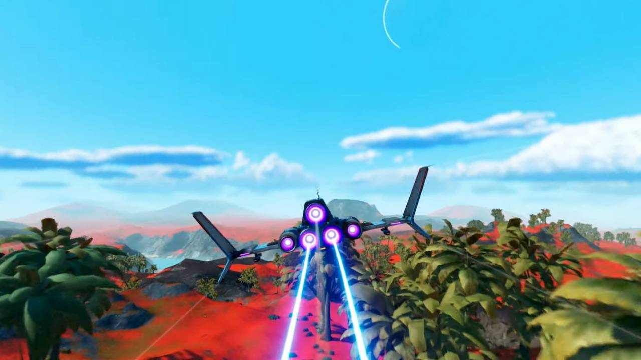 No Man's Sky Beyond multiplayer Nexus revealed as launch trailer lands
