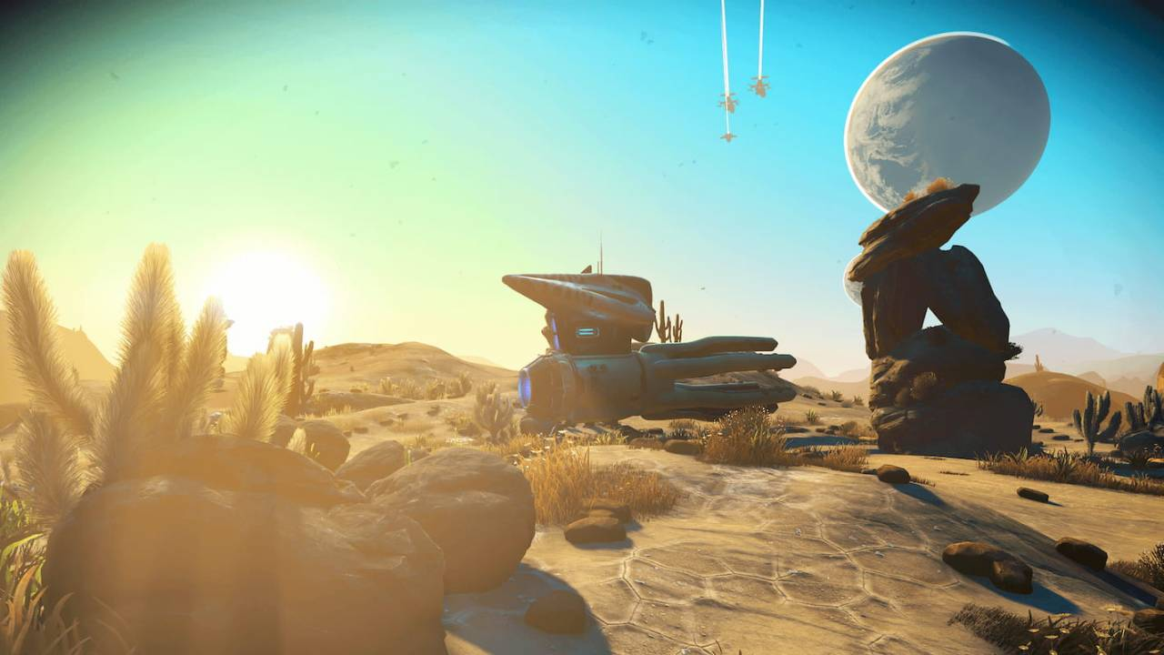 No Man's Sky Beyond patch fixes frequent crashing on PC