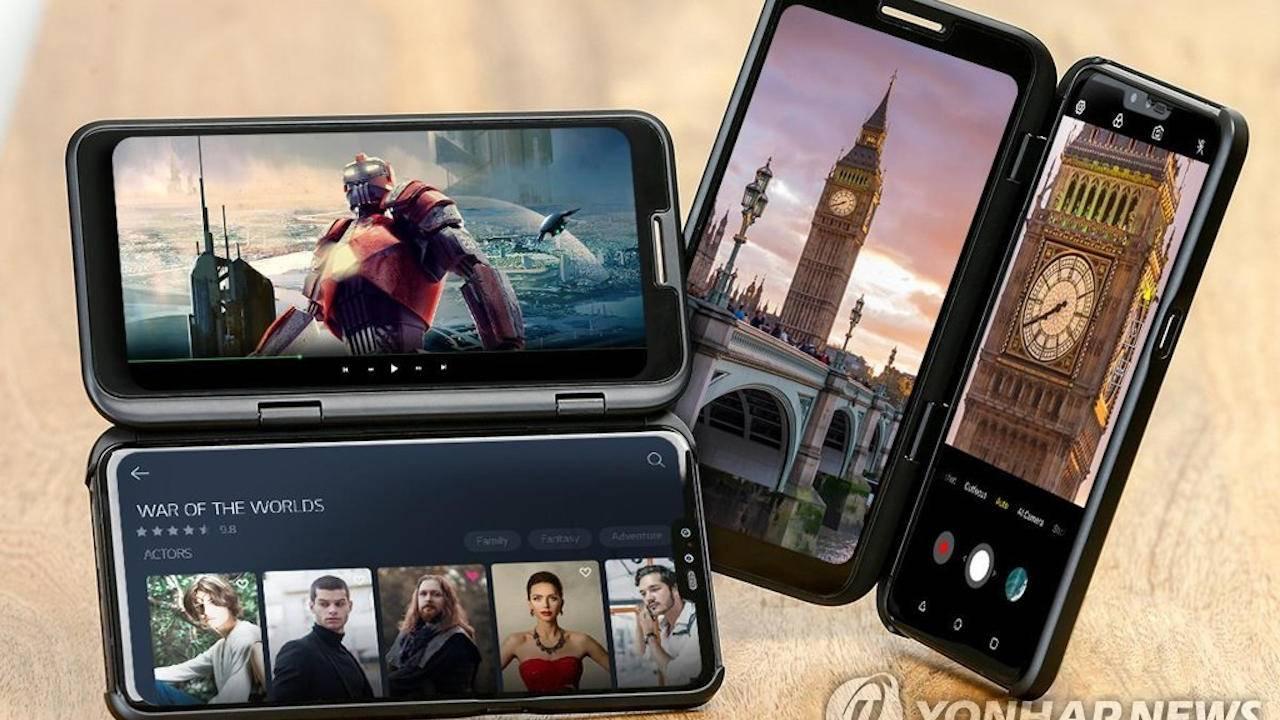 LG G8X's Korean name reveals its ties to V50 ThinQ