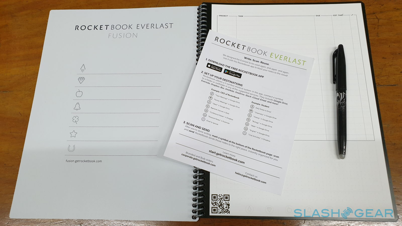 A Biased View of Rocketbook Wave Smart Notebook - Executive Review