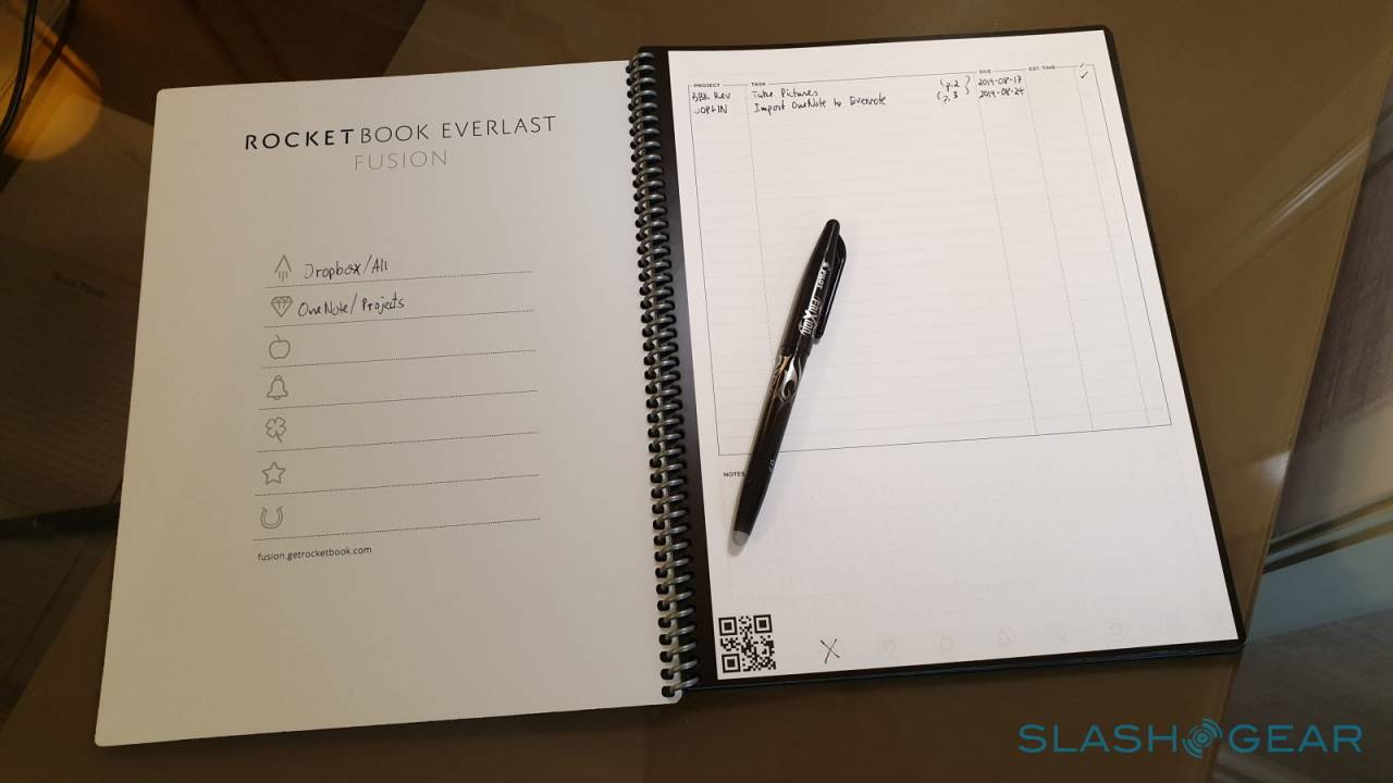 Rocketbook Erasable Reusable Wirebound Notebook And Save To Pc Things To Know Before You Buy