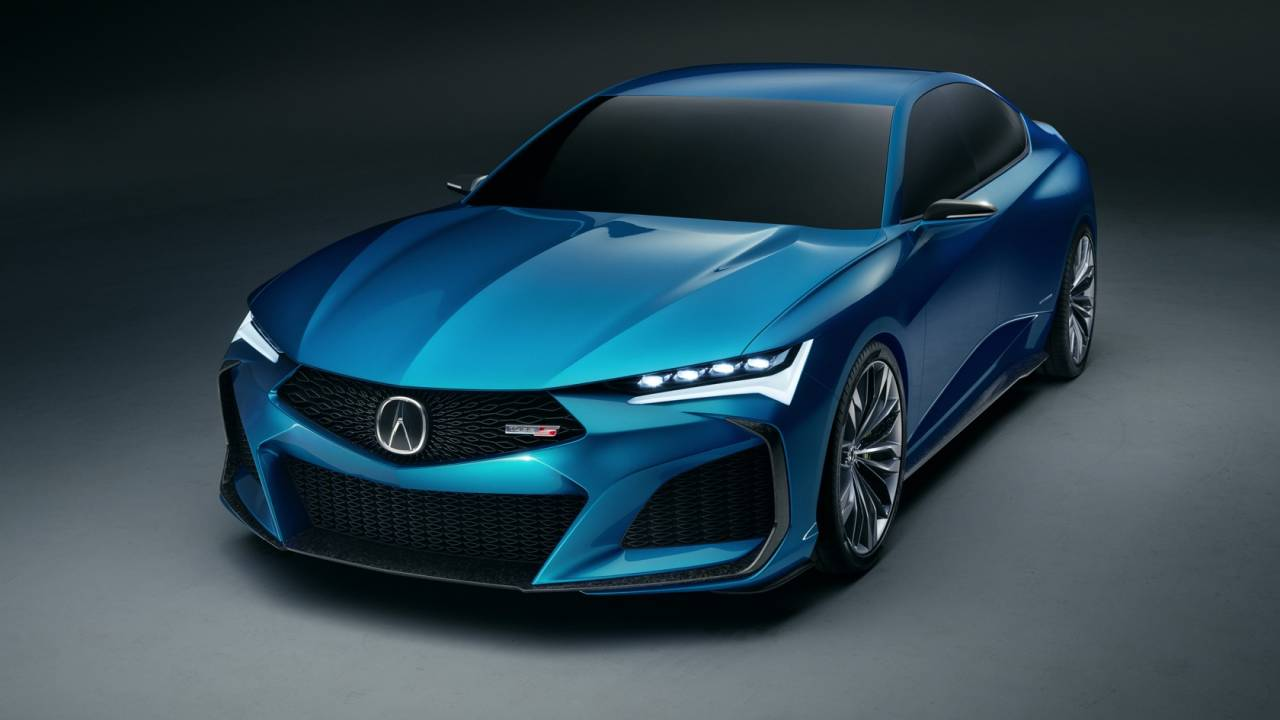 Acura Type S Concept is the soul reboot we've been waiting for